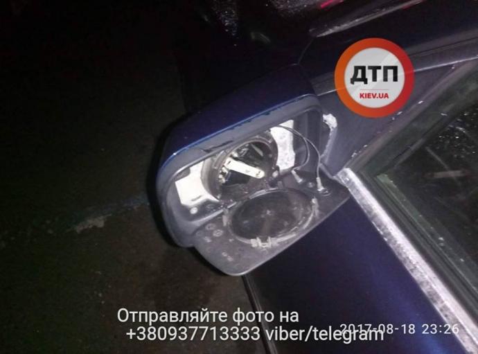 В Киеве неизвестные со стрельбой похитили мужчину: опубликованы фото (7)