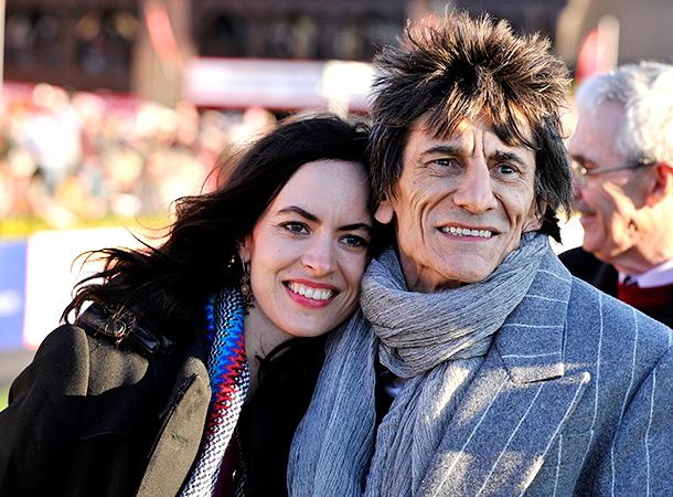 За день до свого 69-річчя легендарний британський рокер став батьком (1)
