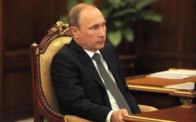 Путина поймали на лжи относительно закона о статусе Донбасса