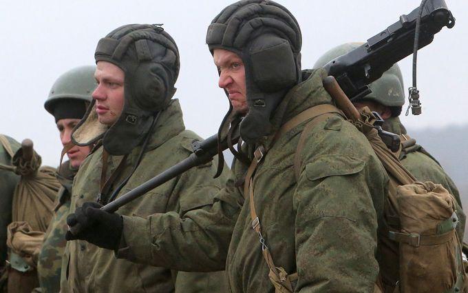 Разведка узнала о новых потерях российских военных на Донбассе