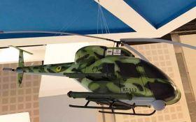 На международной выставке показали украинский боевой вертолет: опубликованы фото