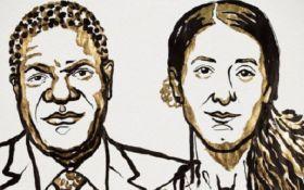 Названі лауреати Нобелівської премії миру-2018
