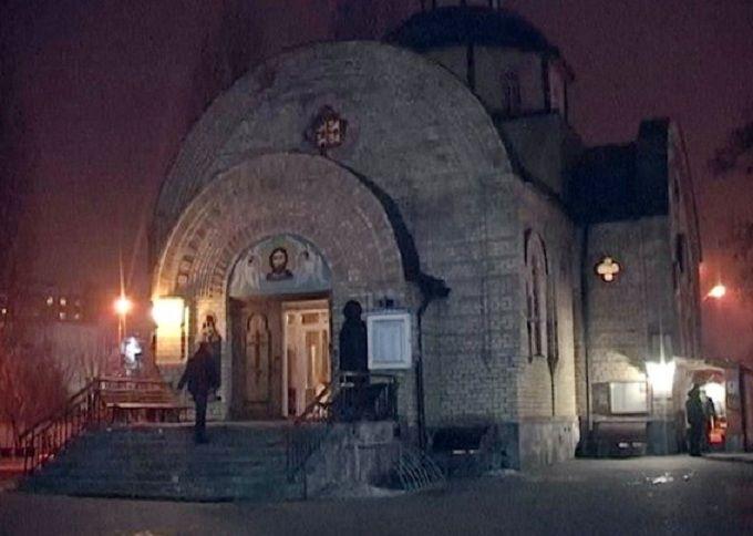 Подростки устроили циничное избиение в киевском храме: появились фото и видео