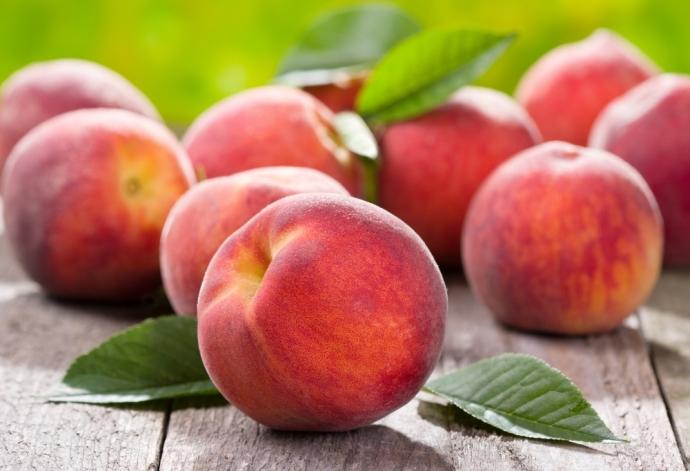 Диетологи утверждают, что персики являются самыми полезным фруктами