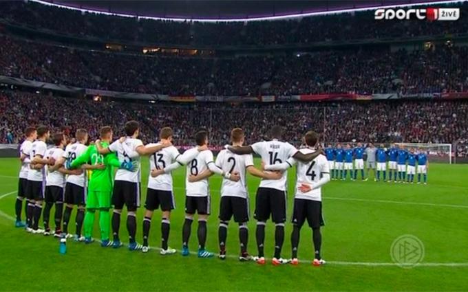 Германия - Италия - 4-1: феерический разгром (2)