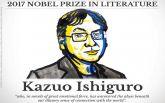 Нобелівську премію-2017 з літератури отримав Казуо Ісігуро