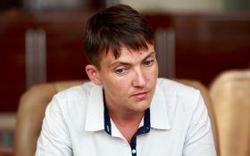"""Савченко знайшла привід посварити Порошенко і звернулася до нього на """"ти"""": з'явилося відео"""