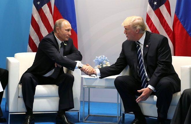 «Российский актив» Путина и другие подробности телефонного разговора президентов России и США