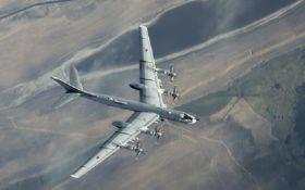 Это вызов: над Черным морем перехватили 6 бомбардировщиков РФ