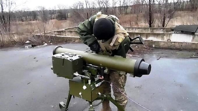 Украинские военные получили новое оружие: опубликованы фото (1)