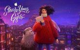 Поділися своїми подарунками: Apple зняла яскравий новорічний мультфільм в стилі Pixar