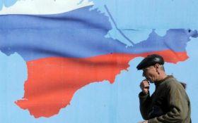 Россия - вон: в оккупированном Крыму вывесили красноречивый баннер
