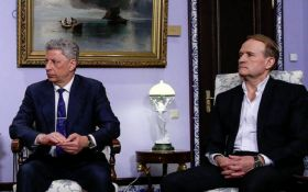 """""""Що це було?!"""": в Україні відреагували на переговори Бойко і Медведчука з Медведєвим"""