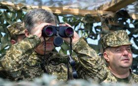 Порошенко взяв участь у випробуваннях нової української високоточної зброї: опубліковано відео