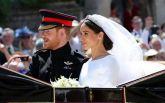 Как проходила свадьба принца Гарри и Меган Маркл: самые яркие фото с торжества