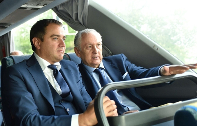 Президент ФФУ бачить Україну у фіналі Євро-2016