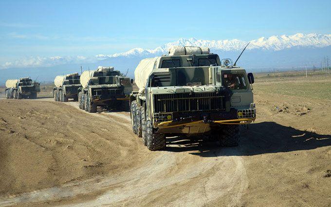 Широкомасштабные военные учения проходят вАзербайджане