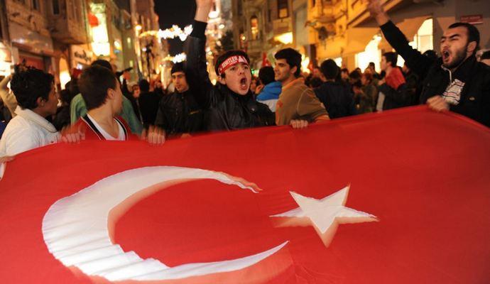 Курды требуют от Турции автономии