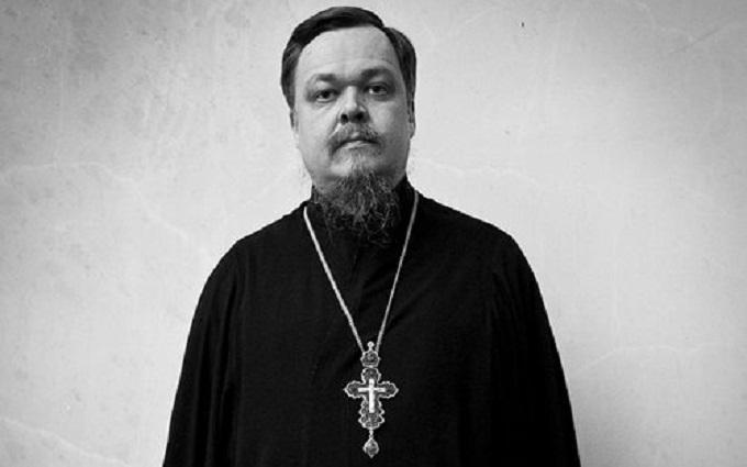 Російський священик виступив із закликом до війни