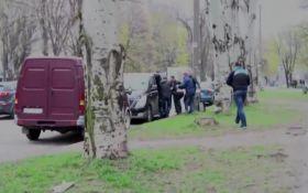 В Запорожье СБУ задержала боевика ЛНР, приехавшего на лечение: появилось видео