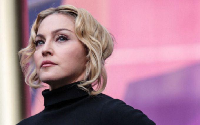 Мадонна показала всіх своїх дітей: з'явилося фото