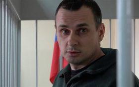 Адвокат рассказал о состоянии Сенцова после начала поддерживающей терапии