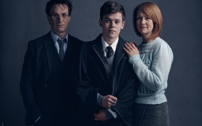 Стало відомо, як виглядатиме дорослий Гаррі Поттер: опубліковані фото