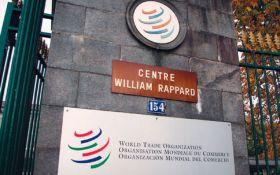 В ВТО поддержали ЕС в важном споре с Россией