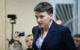 Состояние здоровья Савченко ухудшилось из-за голодовки