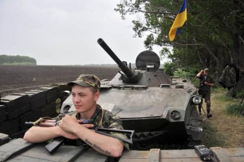 Учасниками АТО в Донбасі стали 108 тис. українців - Порошенко (1)