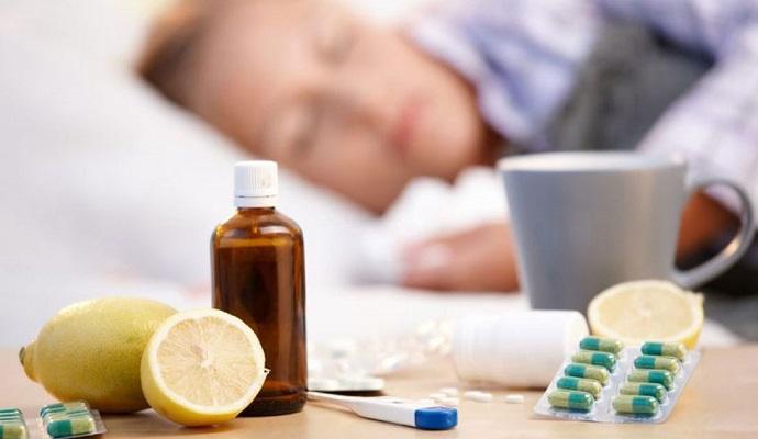 В Украине зарегистрировано более 3 млн больных гриппом - Минздрав