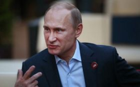 Путін став героєм дотепної карикатури