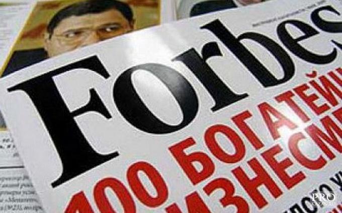 Forbes представил новый рейтинг главных богачей планеты: украинцы теряют позиции