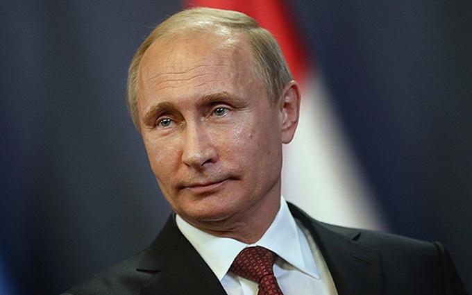 Путін і дно: в мережі з'явилася карикатура