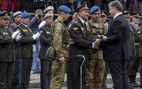 Парад в Киеве: у Порошенко показали самое сильное фото и рассказали историю