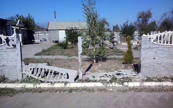 Бойовики ДНР накрили мінами цвинтар в Авдіївці: з'явилися фото