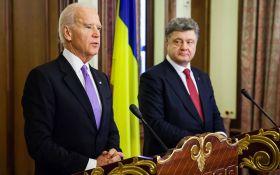 Порошенко на встрече с Байденом рассказал о всех врагах Кремля: появилось видео