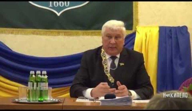 Мэра города на Харьковщине переехал грузовик (1)