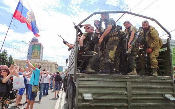 Бойовики ДНР відверто зізналися щодо своєї здатності воювати