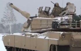 США показали видео стрельб танков в Польше: в России злятся