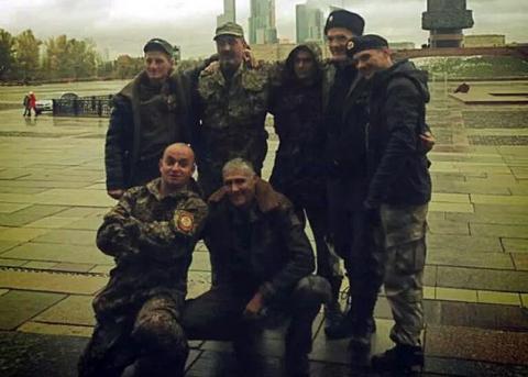 Терорист «Моторола» засвітився в Москві на «з'їзді» найманців (3 фото) (3)