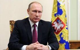 Путін вперше прокоментував кривавий теракт в Керчі