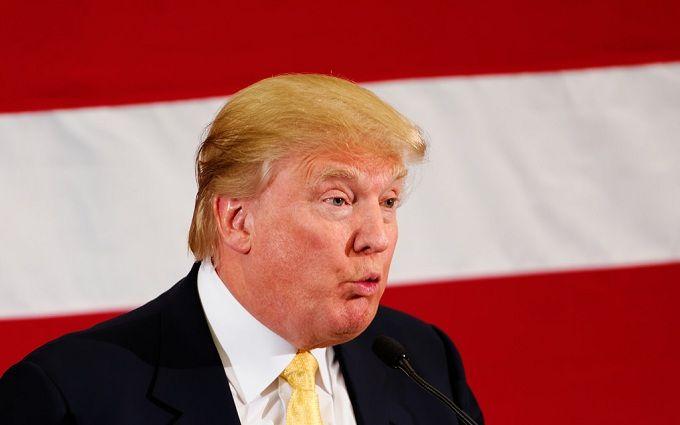 В Білому домі погасло світло, коли Трамп говорив про Путіна та розвідку
