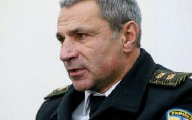 Командующий ВМС Украины хочет обменять себя на пленных украинских моряков