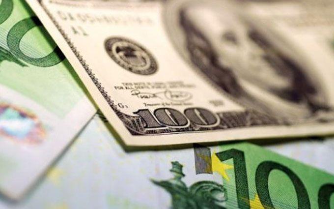 Курси валют в Україні на понеділок, 23 квітня