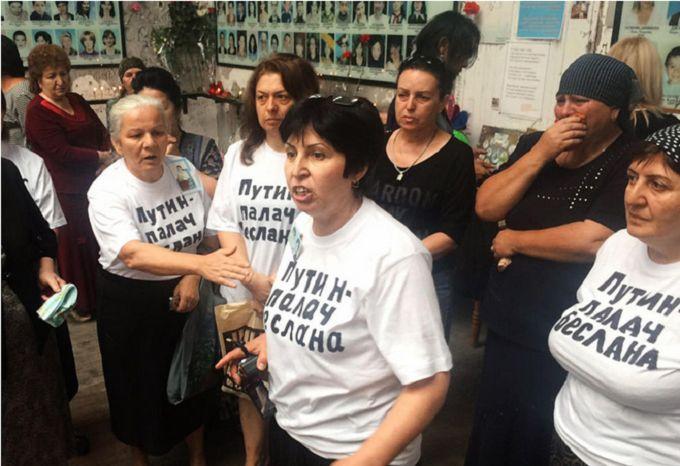 Вирок жінкам, які виступили проти Путіна, підірвав соцмережі