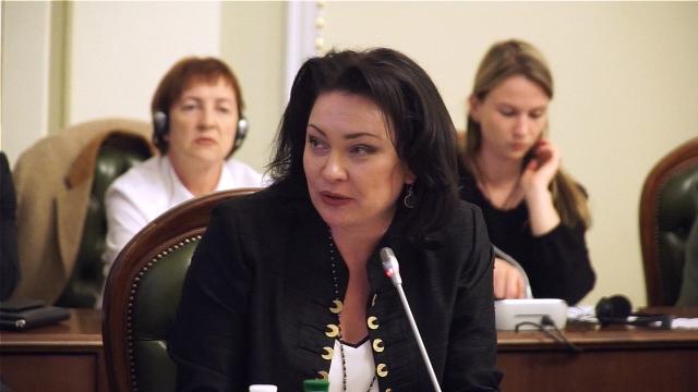 Виконання Національного плану дій «Жінки, мир, безпека»: спільні зусилля парламенту, уряду та громадянського суспільства (3)