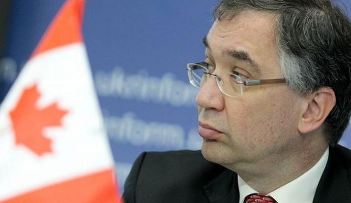 """В Україні """"постійний політичний трилер"""" - посол Канади"""