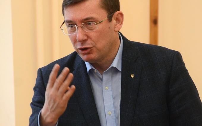 Луценко обвинил Яценюка в срыве безвизового режима