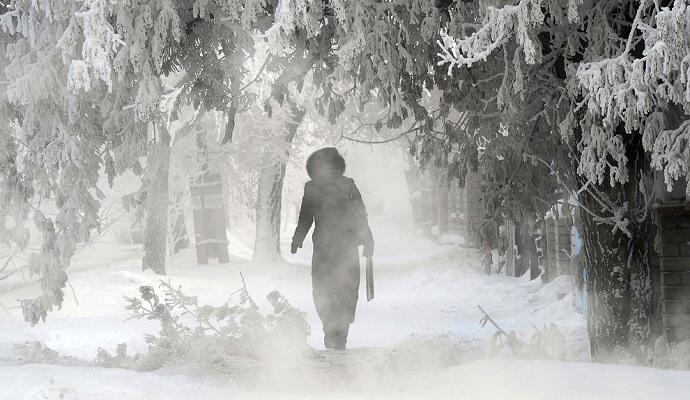 В Польше жертвами сильных морозов стал 21 человек